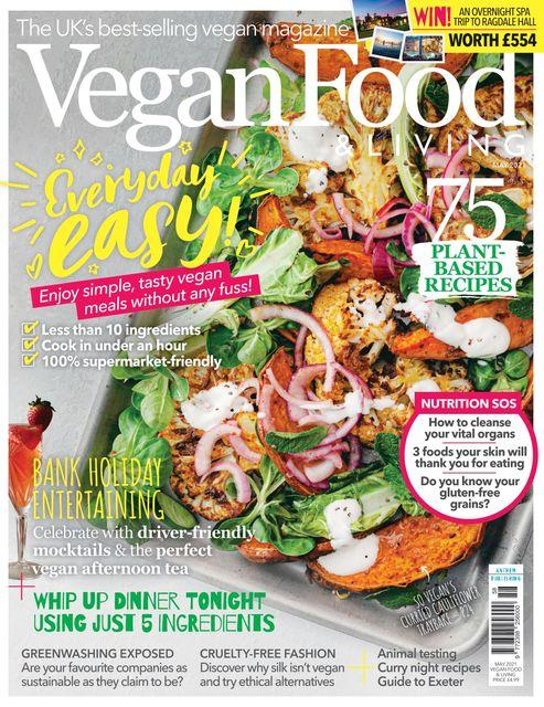 Vegan Food & Living issue 05/2021 - Everyday vegan