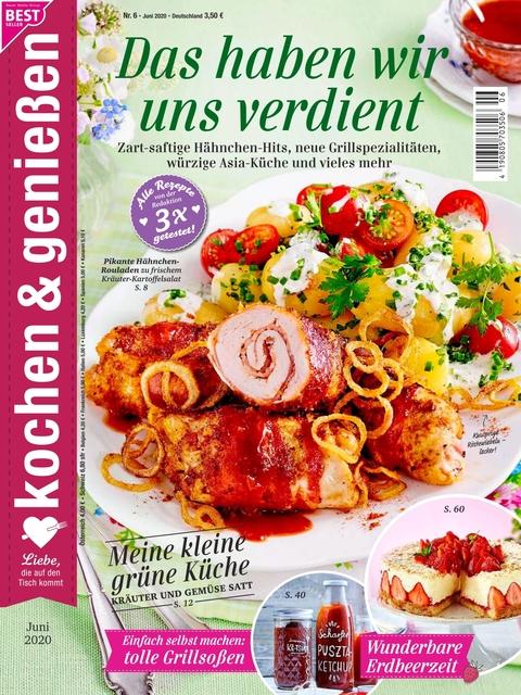 Kochen und Genießen Ausgabe 6/2020
