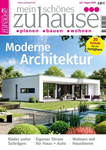 mein schönes zuhause°°° Ausgabe 07/08-2020