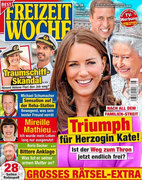 Freizeitwoche Ausgabe 28/2021
