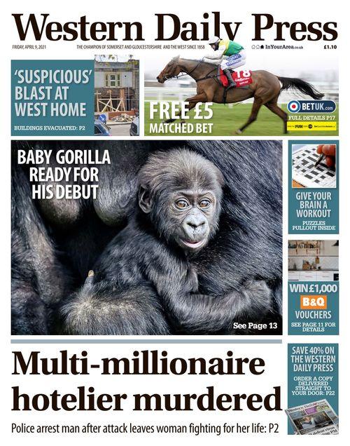 Western Daily Press 2021-04-09