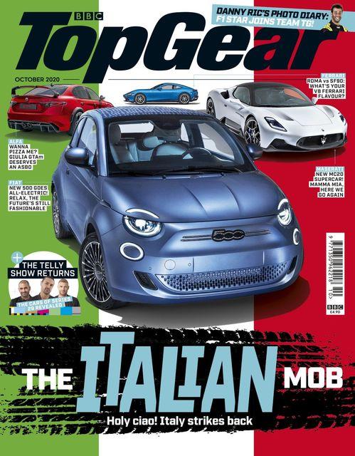 BBC Top Gear Magazine issue 10/2020