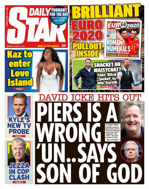 Daily Star 2021-06-21
