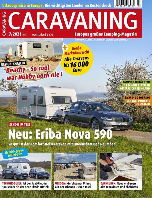 Caravaning 2021-06-14