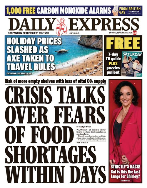 Daily Express 2021-09-18