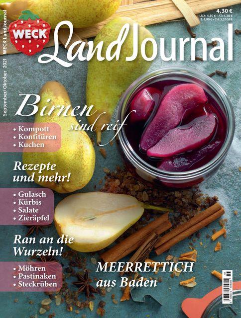 WECK LandJournal Ausgabe 05/2021