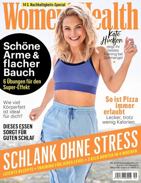 WOMEN'S HEALTH Ausgabe 09/2020