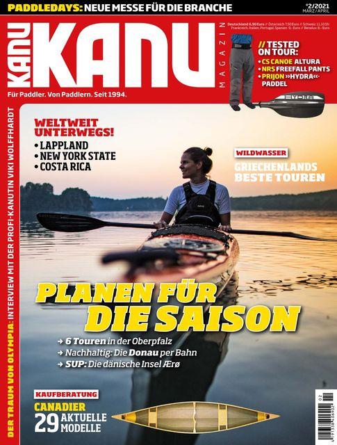 Kanu Magazin Ausgabe 0221