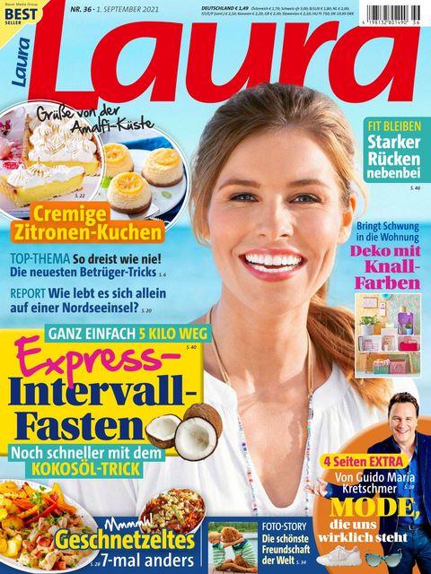 Laura Ausgabe 36/2021