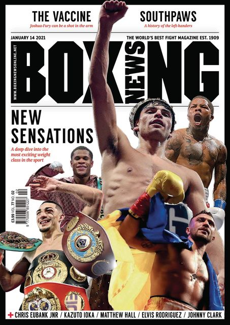 Boxing News 2021-01-14