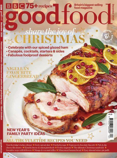 BBC Good Food issue 12/2020