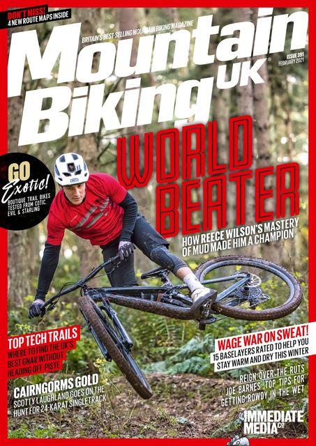 Mountain Biking UK issue 02/2021