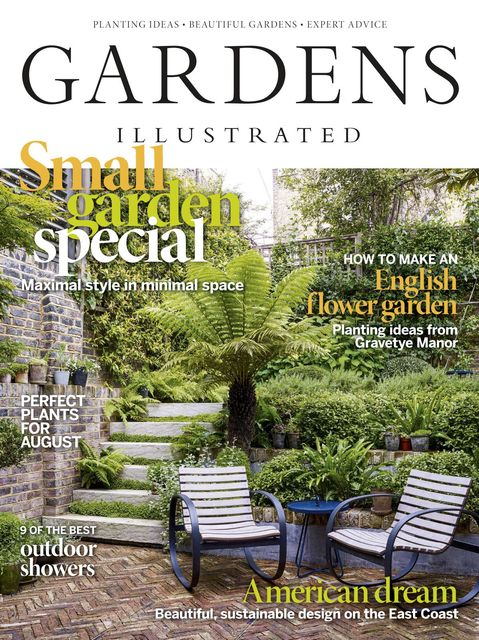 Gardens Illustrated issue 09/2020