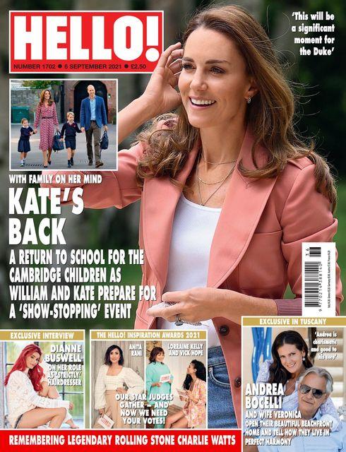 HELLO! issue 1702
