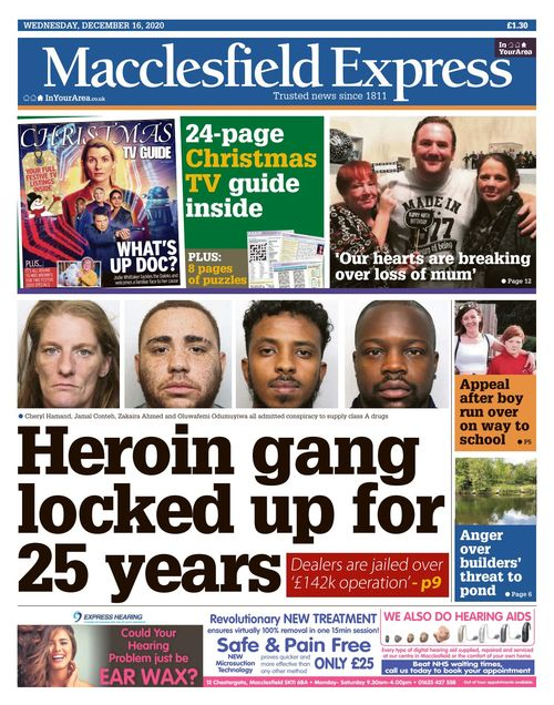 Macclesfield Express 2020-12-16