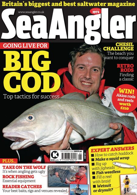 Sea Angler issue 12/2020