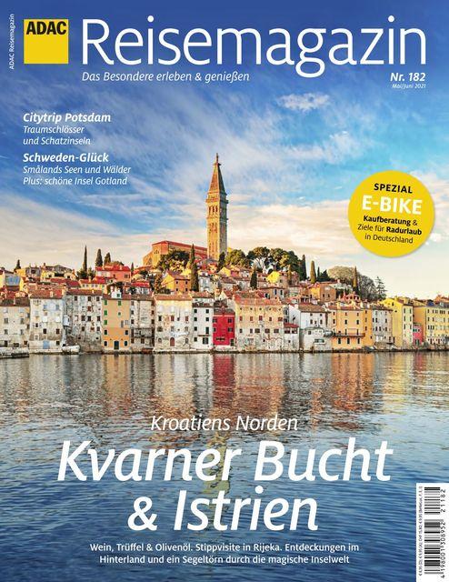 ADAC Reisemagazin 2021-04-15