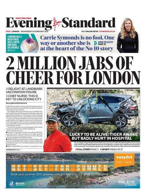 Evening Standard 2021-02-24