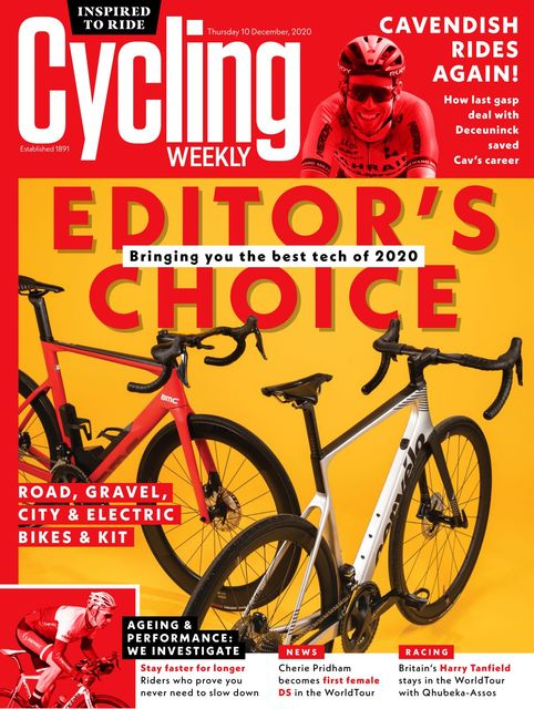 Cycling Weekly - The UK's Best Cycling Magazine 2020-12-10