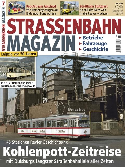 Ausgabe strassenbahn/magazin