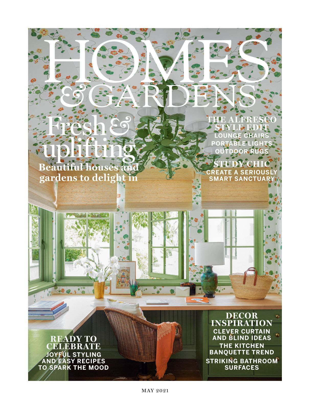 Homes & Gardens   issue 21/21