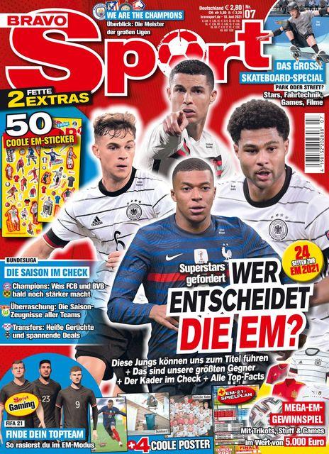 Bravo Sport Ausgabe 7/2021