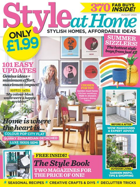 Style at Home Magazine 2020-07-01