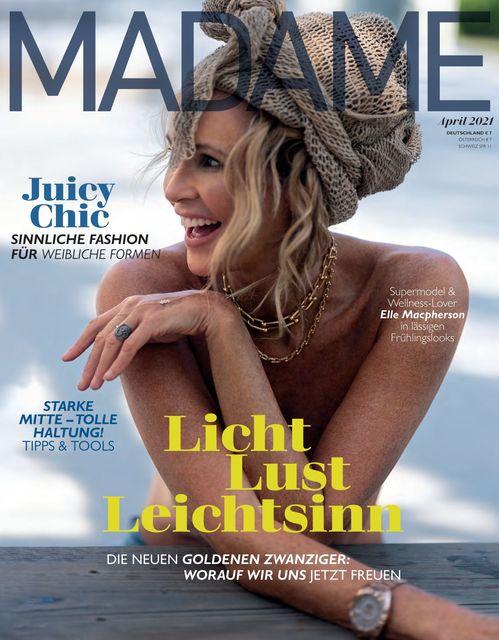 Madame Magazin Ausgabe 04/2021