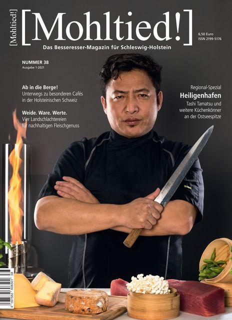 [Mohltied!] Das Besseresser-Magazin Schleswig-Holstein Ausgabe 01/2021