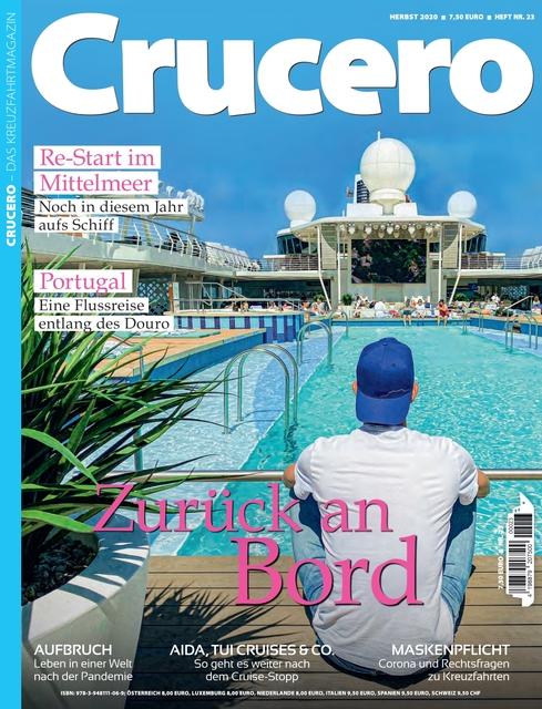 Crucero Ausgabe Nr. 23