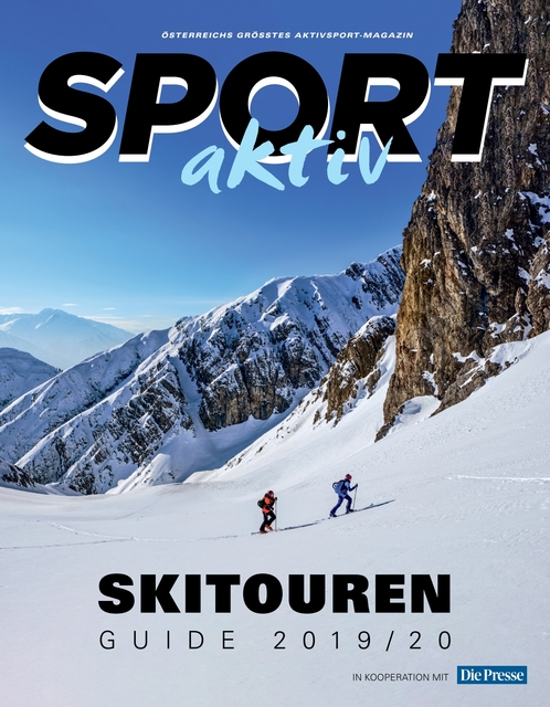 Skitourenguide 2019
