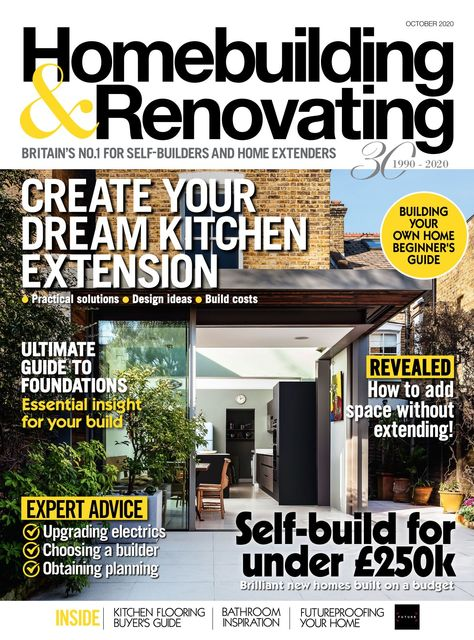 Homebuilding and Renovating 2020-08-27