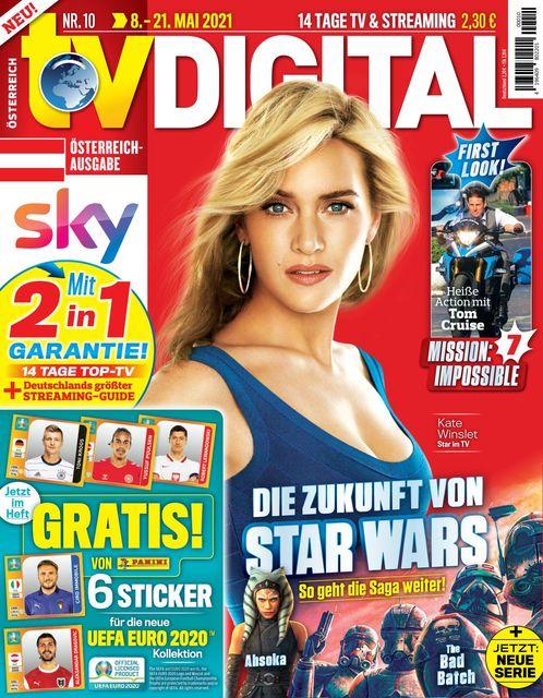 TV Digital Österreich 2021-04-30