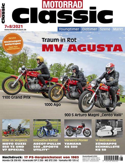 Motorrad Classic 2021-06-10