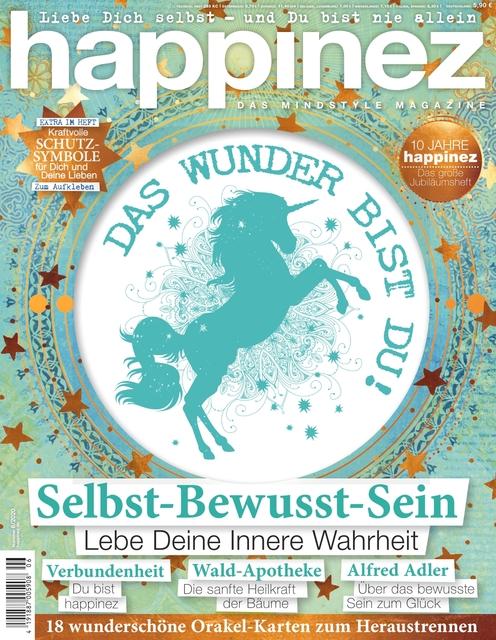 Happinez Ausgabe 6/2020
