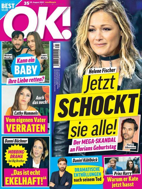 OK! Deutschland Ausgabe 35/2021