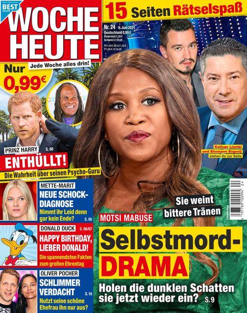 Woche Heute Ausgabe 24/2021