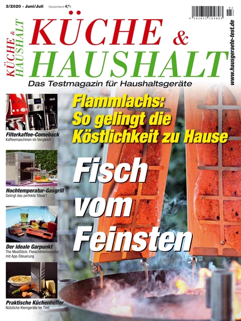 Küche & Haushalt Ausgabe 03/2020