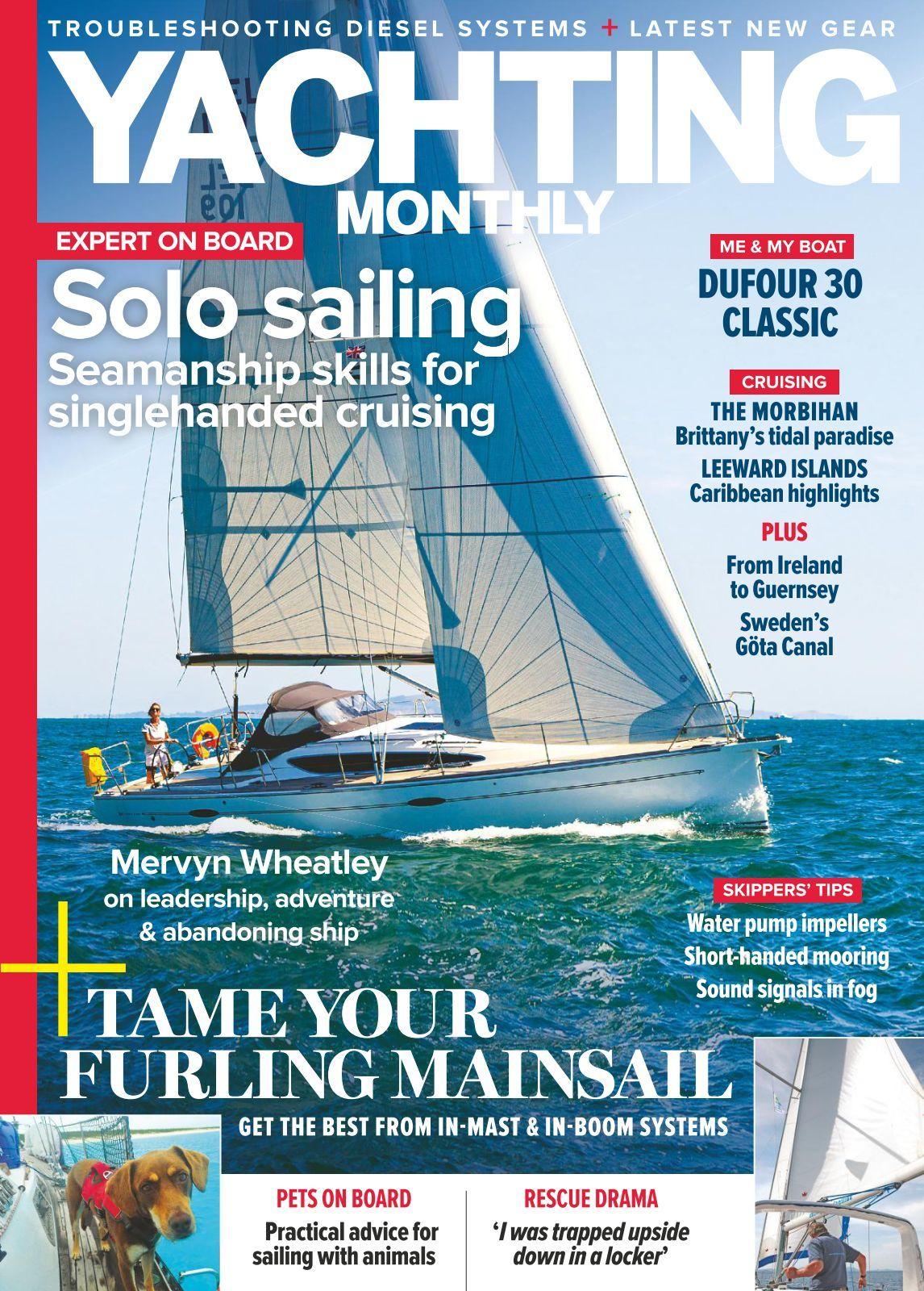 Yachting Monthly Magazine 2020 07 16