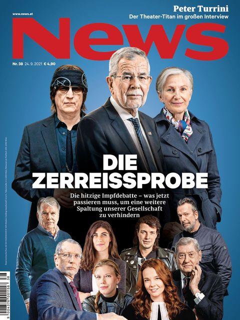 News Magazin Ausgabe 38/2021