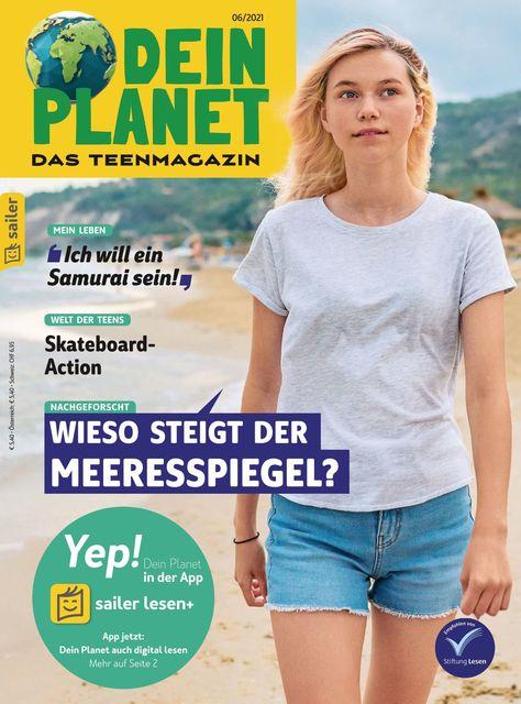 Dein Planet Ausgabe 06/21