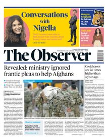 The Observer - 2021-08-29