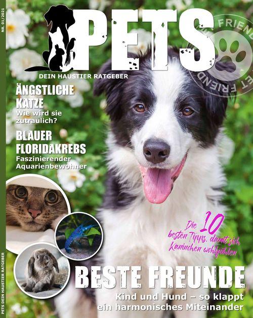 PETS - Dein Haustier Ratgeber Ausgabe 01/2021