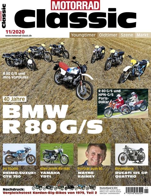 Motorrad Classic 2020-10-08