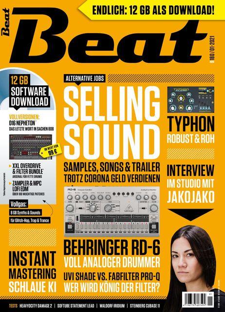 Beat Magazin (DE) Ausgabe 01/2021