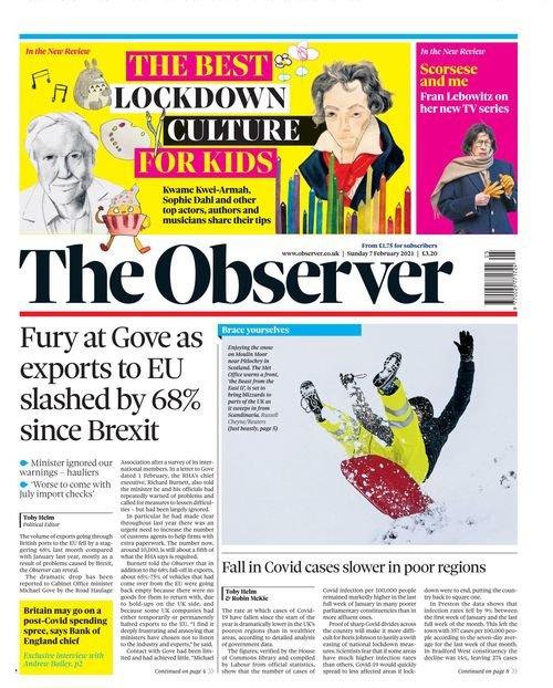 The Observer 2021-02-07