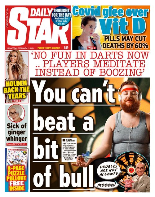 Daily Star 2021-02-17