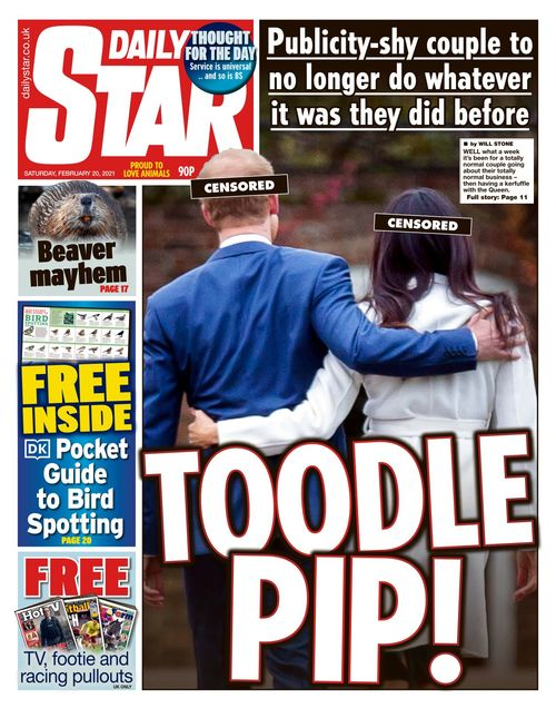 Daily Star 2021-02-20