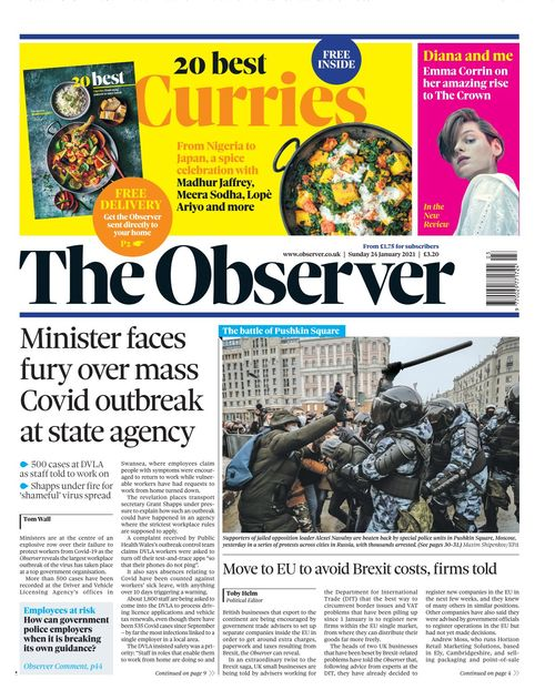 The Observer 2021-01-24