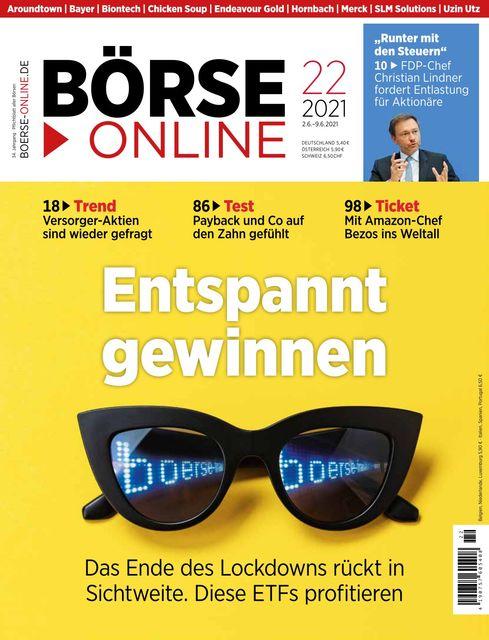 Börse Online Ausgabe 22/2021